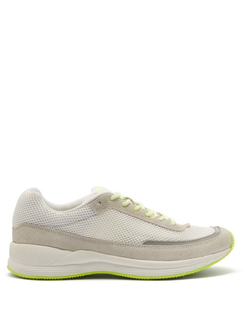A.P.C. Teenage Mary Low Top Mesh Trainers OnceOff