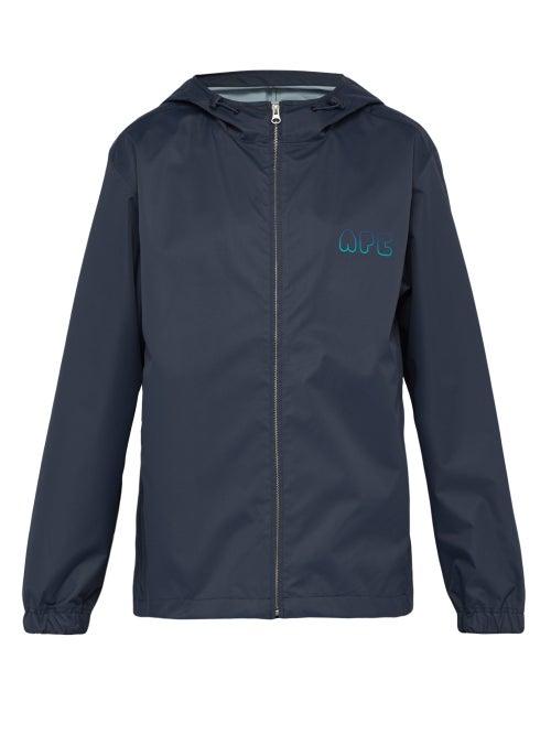 A.P.C. Touitronic Hooded Rain Jacket OnceOff