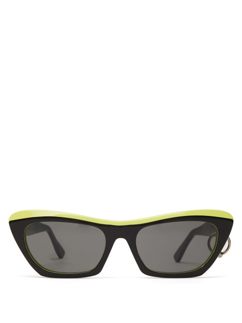 Acne Studios Cat Eye Acetate Sunglasses OnceOff
