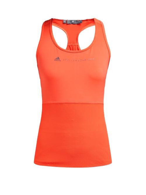Adidas By Stella Mccartney Essential Mesh Panel Performance Tank Top OnceOff