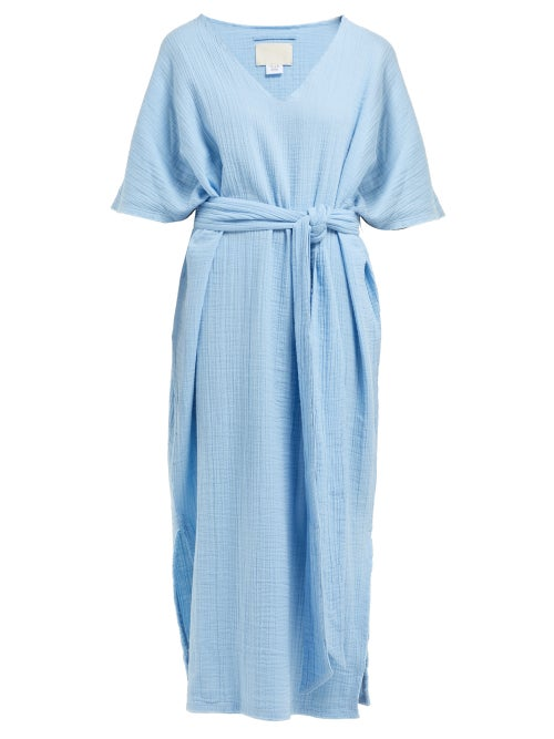 Anaak Kai Belted Cotton Dress OnceOff