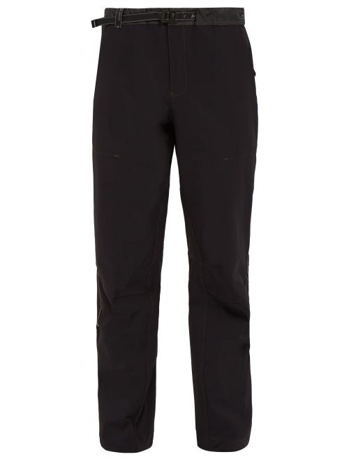 And Wander Belted Stretch Trousers OnceOff