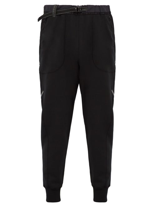 And Wander Belted Technical Track Pants OnceOff