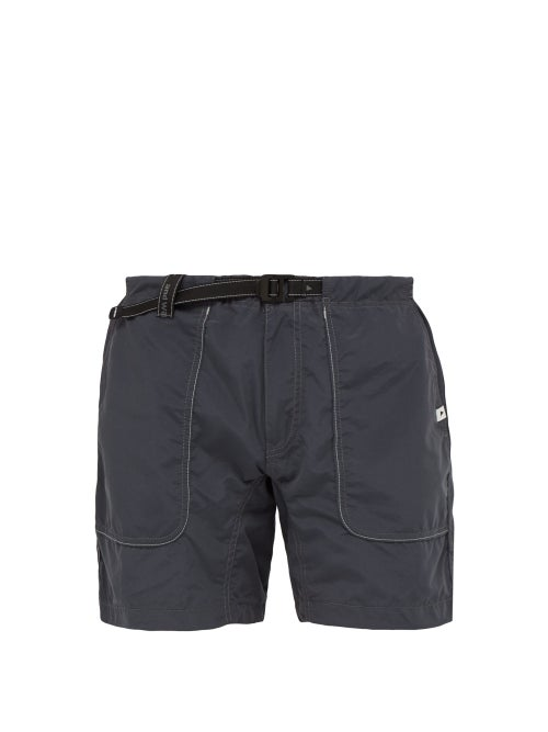 And Wander Climbing Belted Shorts OnceOff