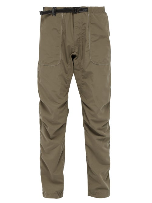 And Wander Climbing Belted Trousers OnceOff