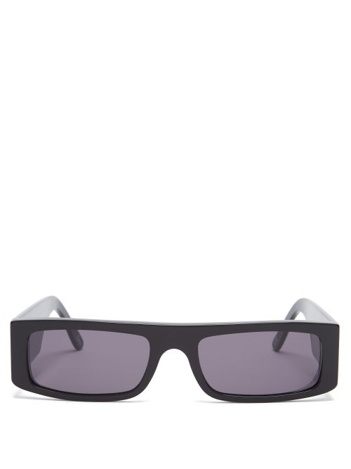 Andy Wolf Hume Sun Rectangular Acetate Sunglasses OnceOff