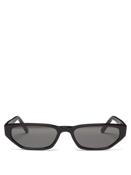 Andy Wolf Tamsyn Small Cat Eye Acetate Sunglasses OnceOff