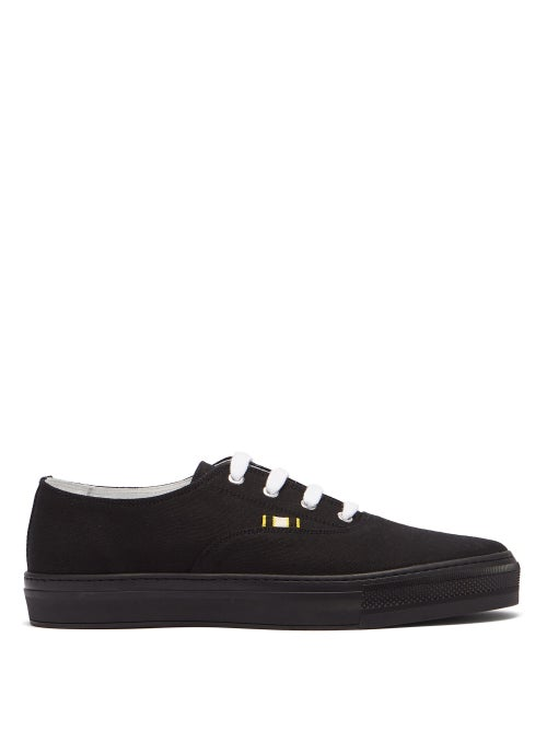 Aprix Canvas Low Top Trainers OnceOff