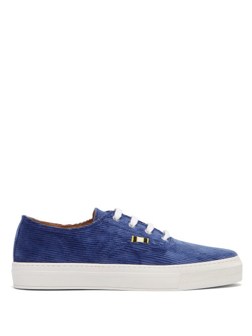 Aprix Corduroy Low Top Trainers OnceOff