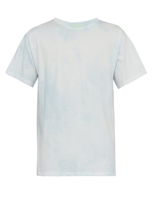 Aries Conceptual Hand Dyed Cotton T Shirt OnceOff