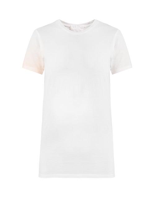Audrey Louise Reynolds Ombré Cotton Jersey T Shirt OnceOff