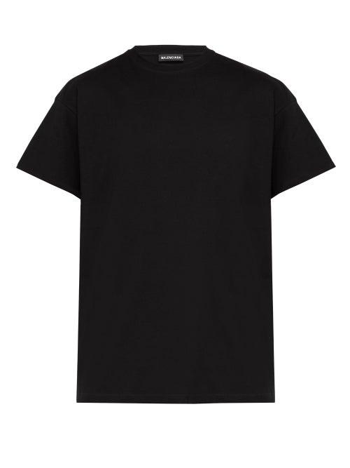 Balenciaga Gender Neutral Print T Shirt OnceOff