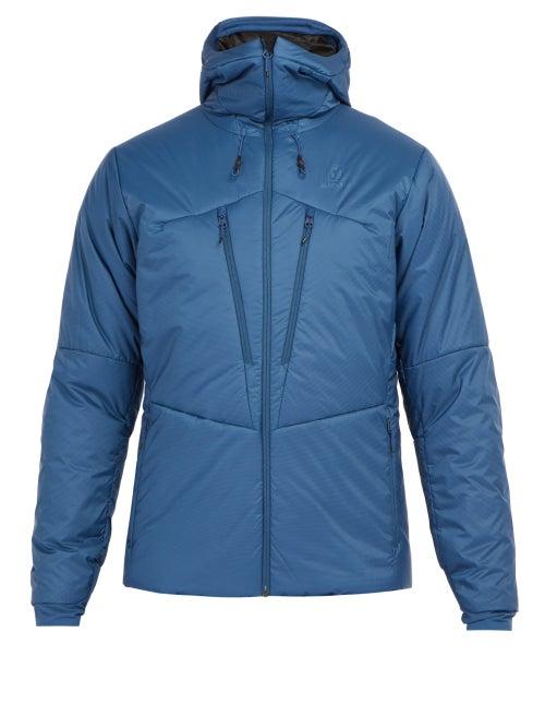 Blackyak Cinisara Hooded Ski Jacket OnceOff