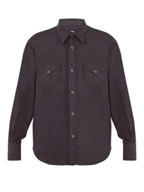 Cobra S.C. Ranger Point Collar Cotton Shirt OnceOff