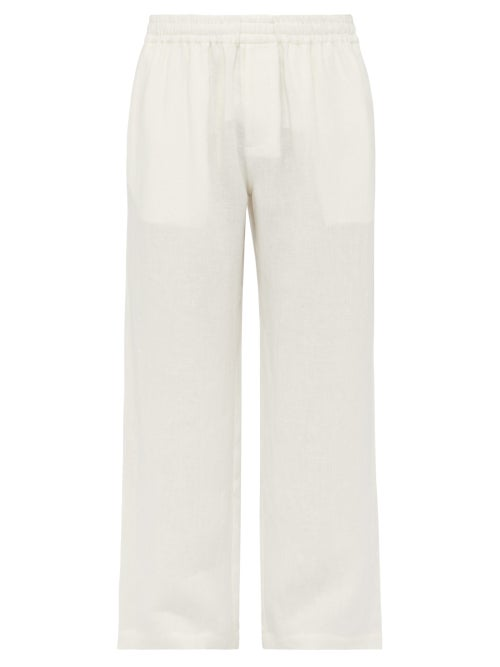 Commas Relaxed Linen Trousers OnceOff