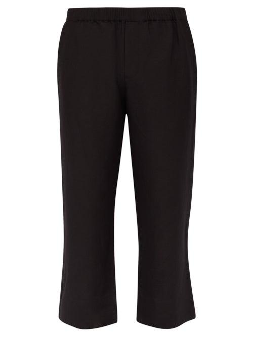 Commas Straight Leg Linen Blend Trousers OnceOff