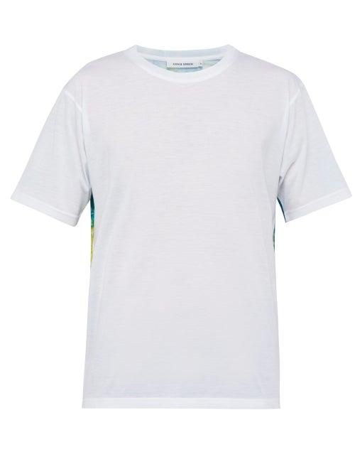 Craig Green Floral Print Cotton T Shirt OnceOff