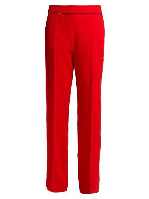 Etro Slim Leg Cady Trousers OnceOff