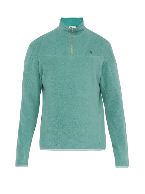 Gmbh Moses Half Zip Cotton Track Top OnceOff