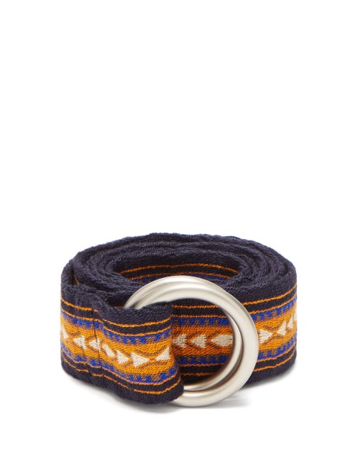 Guanabana Patterned Woven Belt OnceOff