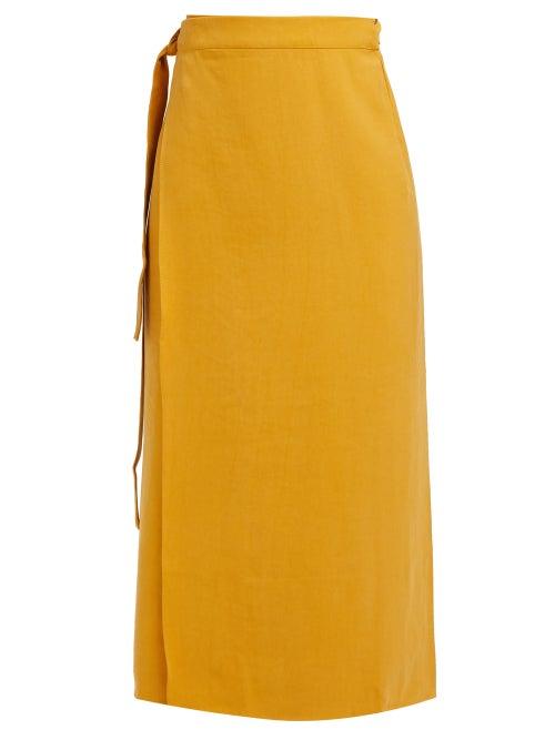 Haight Tie Waist Sarong Skirt OnceOff