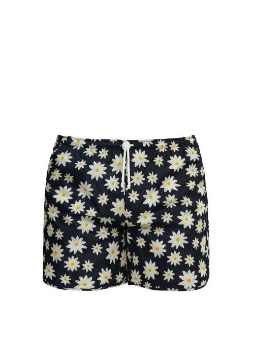 Holiday Boileau Daisy Print Swim Shorts OnceOff