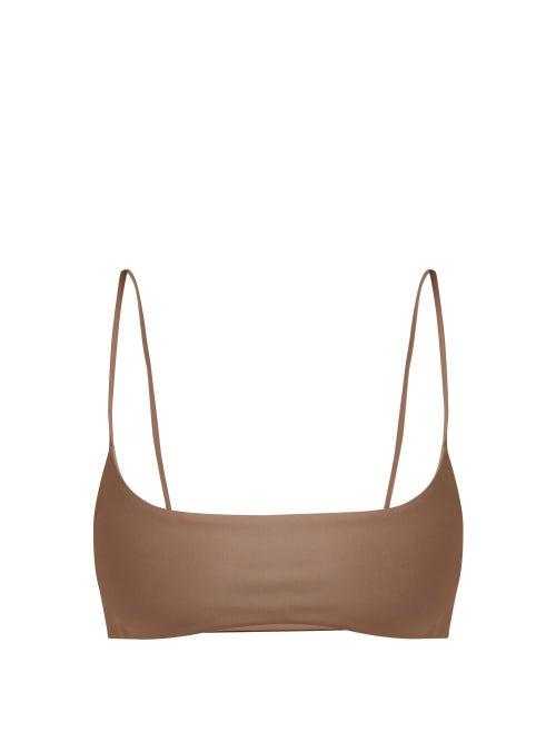 Jade Swim Muse Scoop Bikini Top OnceOff