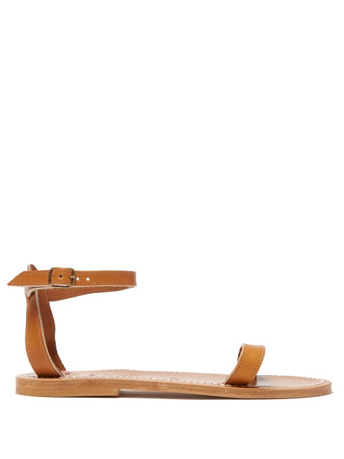 K.Jacques Laura Leather Sandals OnceOff
