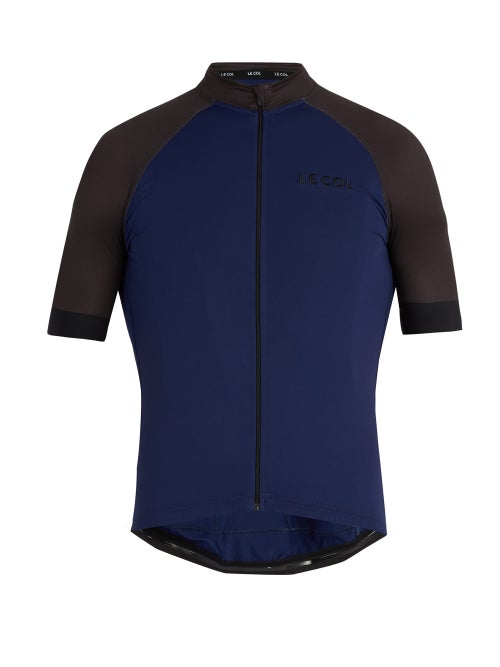 Le Col Pro Zip Through Jersey Cycle Top OnceOff