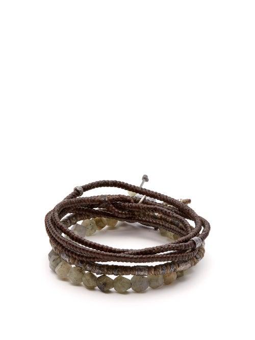 M Cohen The Create Stack Ii Bead Embellished Bracelet OnceOff