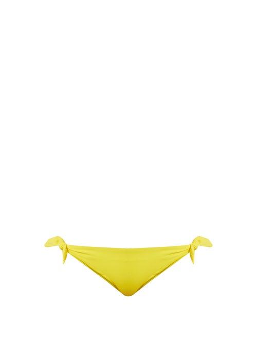 Mara Hoffman Side Tie Bikini Briefs OnceOff