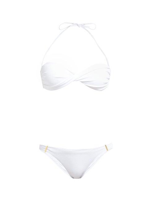 Melissa Odabash Martinique Twisted Bandeau Bikini OnceOff