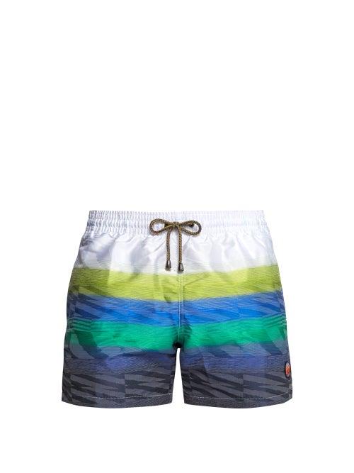 Missoni Mare Striped Swim Shorts OnceOff