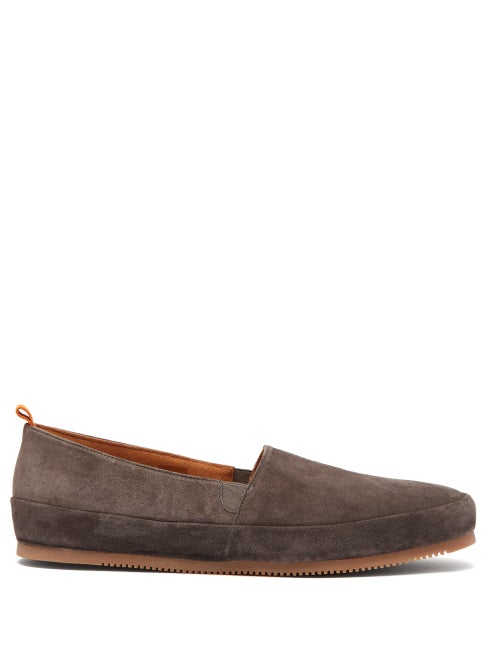 Mulo Suede Loafers OnceOff