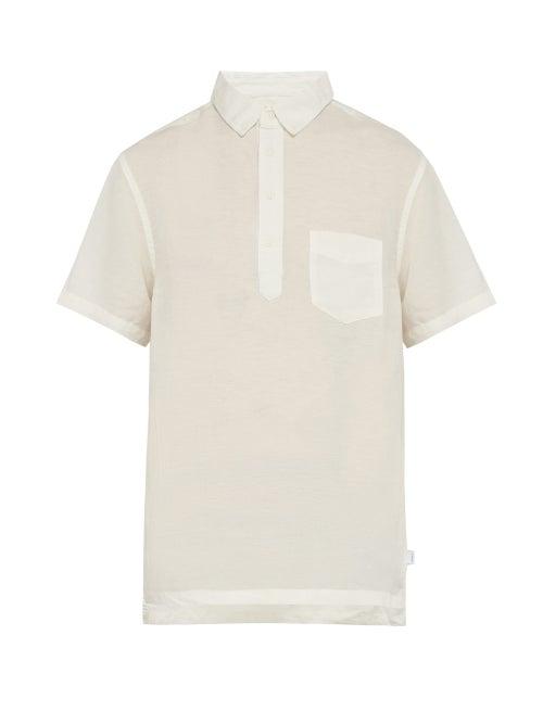 Onia Josh Linen Shirt OnceOff