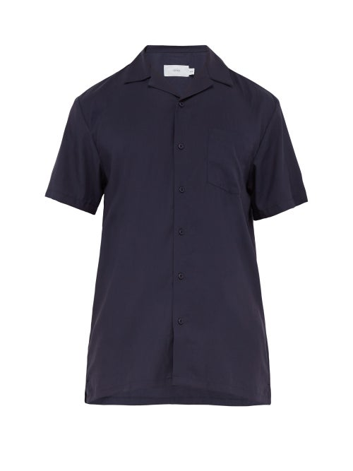 Onia Vacation Poplin Shirt OnceOff