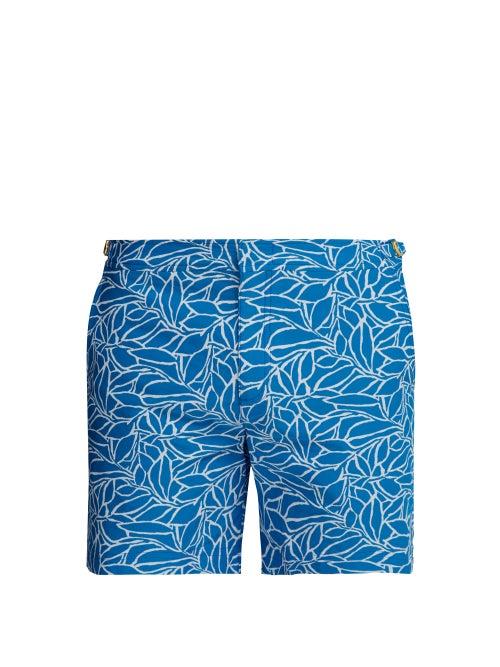 Orlebar Brown Bulldog X Alaria Jacquard Swim Shorts OnceOff