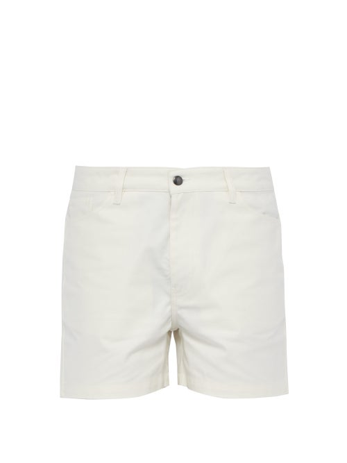 Phipps Ranger Mid Rise Cotton Shorts OnceOff