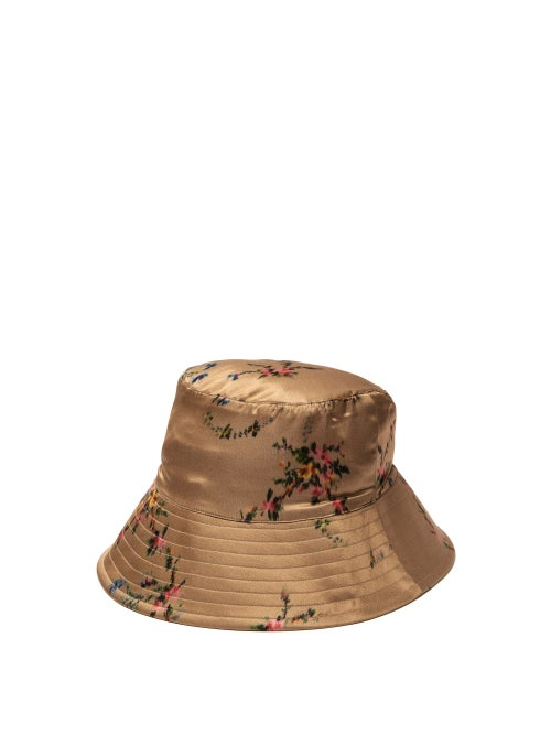 Preen By Thornton Bregazzi Holly Floral Bucket Hat OnceOff