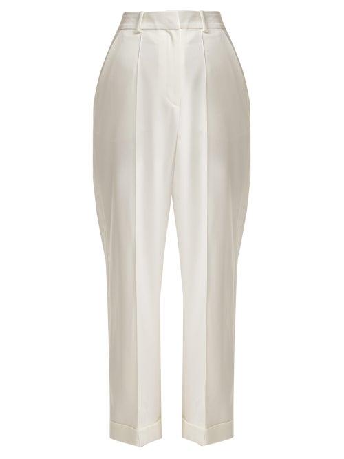 Racil Starman Side Stripe Crepe Trousers OnceOff