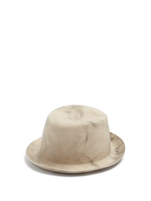 Reinhard Plank Hats Josef Marble Effect Hat OnceOff