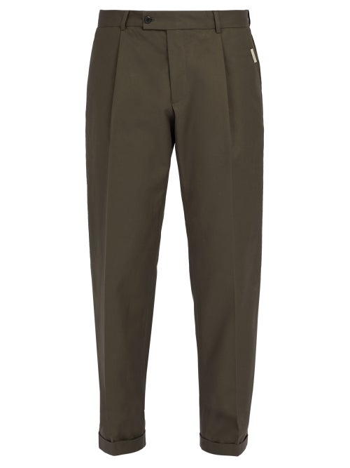 Ribeyron Cotton Gabardine Trousers OnceOff