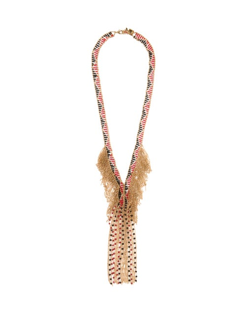 Rosantica By Michela Panero Dakota Beaded Necklace OnceOff