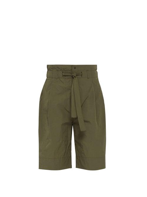 Sasquatchfabrix High Waisted Technical Shell Shorts OnceOff