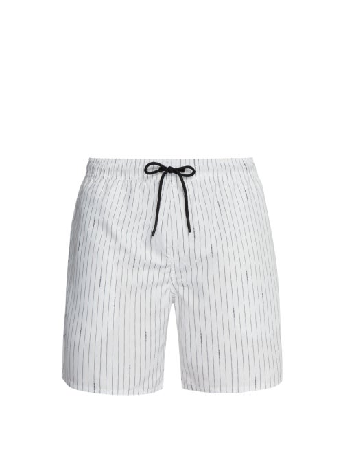 Saturdays Nyc Timothy Quick Drying Swim Shorts OnceOff