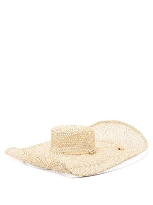 Sensi Studio Rolled Brim Straw Hat OnceOff