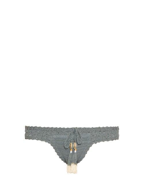 She Made Me Essential Hipster Crochet Bikini Briefs OnceOff