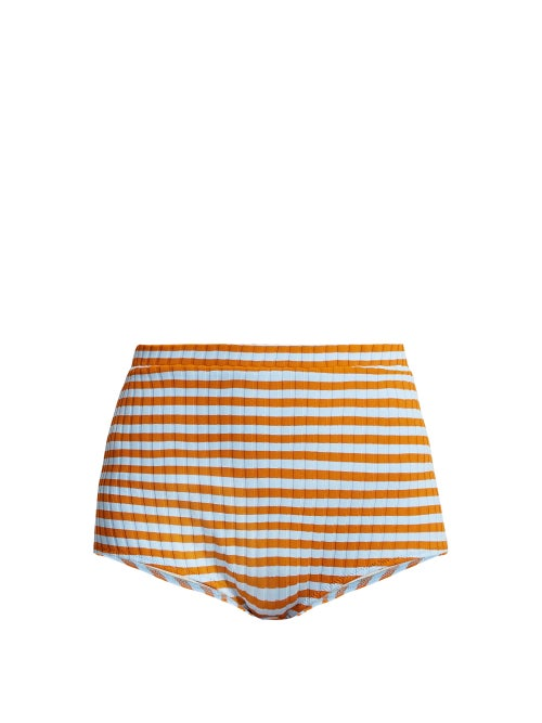Solid & Striped The Jamie High Rise Bikini Briefs OnceOff