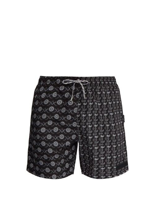 Stella Mccartney Paisley Print Swim Shorts OnceOff