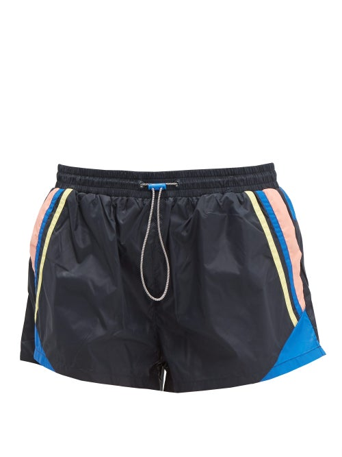 The Upside Magic Colour Blocked Technical Shorts OnceOff